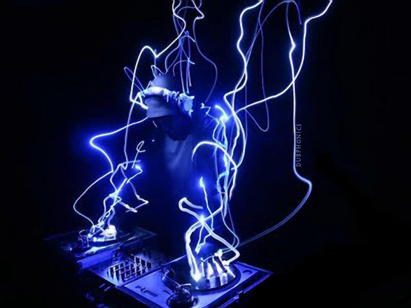 DJ Electro Logo